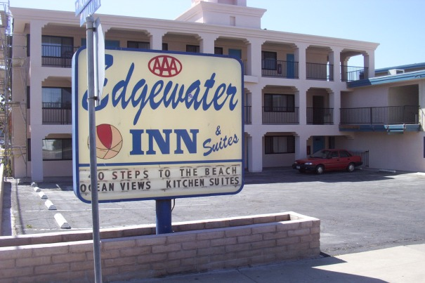 Edgewater Inn Pismo Beach Completed in 2003
